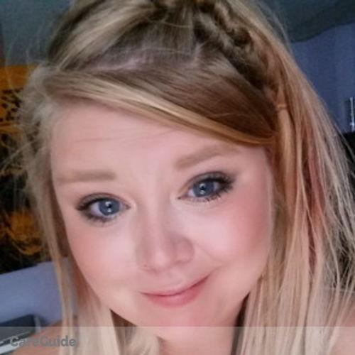 Canadian Nanny Provider Kelli Harris's Profile Picture