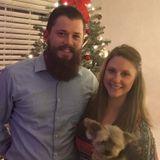 Fun couple who loves animals!