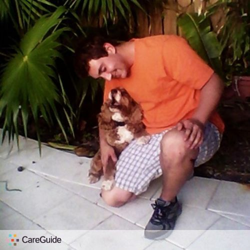 Pet Care Provider Rob Karam's Profile Picture