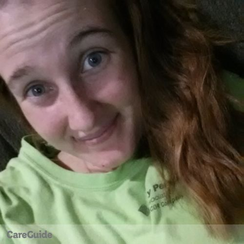 Child Care Job Abby O's Profile Picture