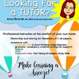 Experienced tutor and educator looking for students to help with academics & etc.
