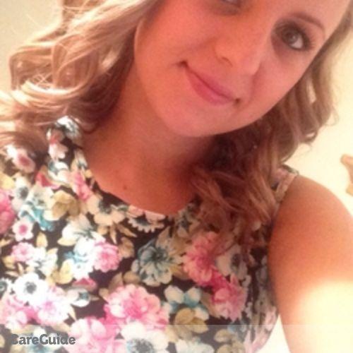 Canadian Nanny Provider Kendra 's Profile Picture