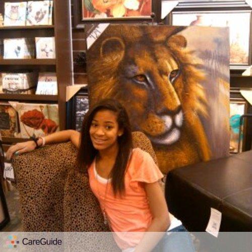 Child Care Provider Jasmine Blair's Profile Picture