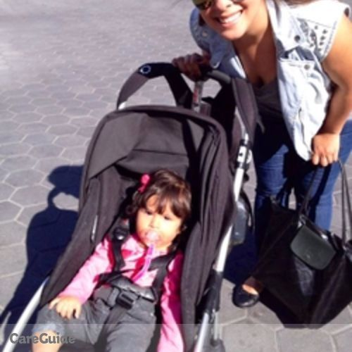 Canadian Nanny Provider Marieth Reyes's Profile Picture