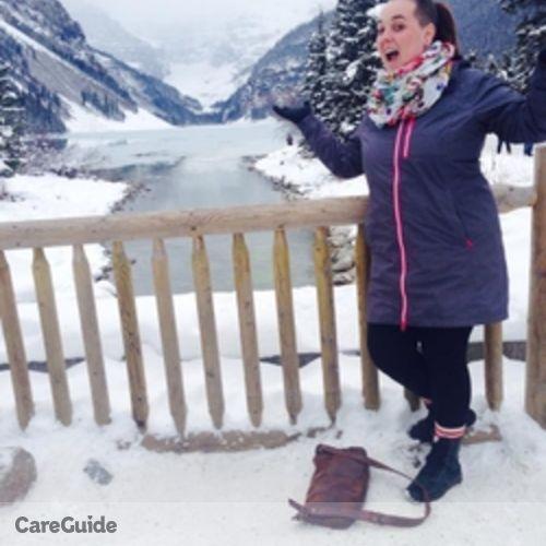 Canadian Nanny Provider Misha E's Profile Picture