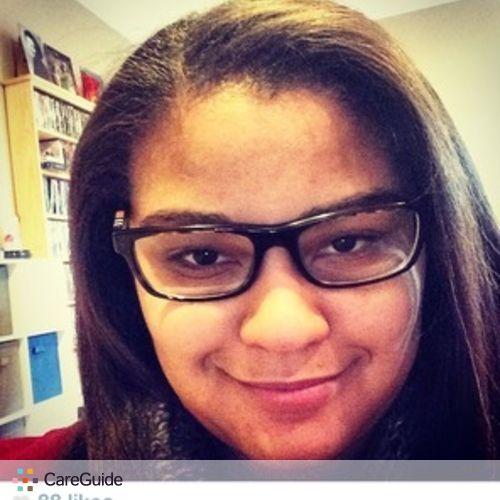 Child Care Provider Zairia M's Profile Picture