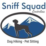 Sniff Squad is a premium local dog care business in North County San Diego