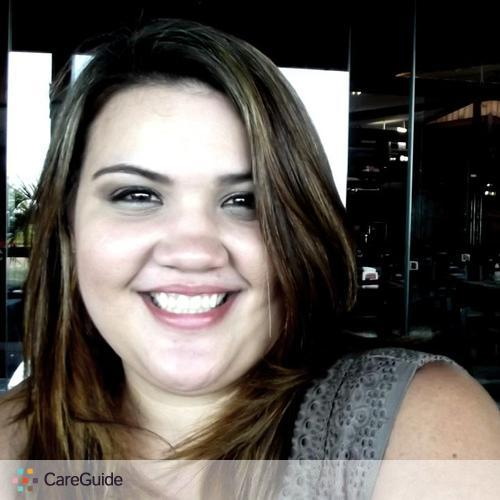 Child Care Provider Aline Melo's Profile Picture