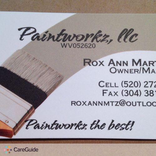 Painter Provider Rox Ann M's Profile Picture