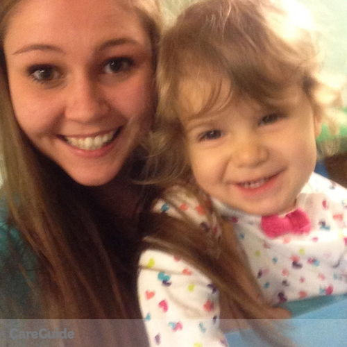 Child Care Provider Ciarah F's Profile Picture
