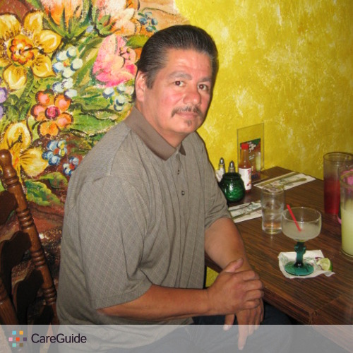 Handyman Provider Joseph Fresquez's Profile Picture