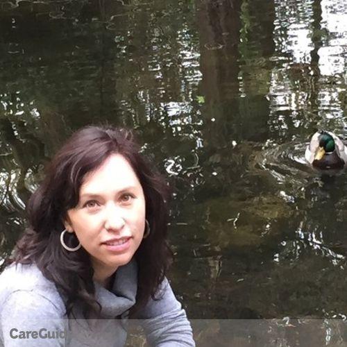 Canadian Nanny Provider Veronika G's Profile Picture