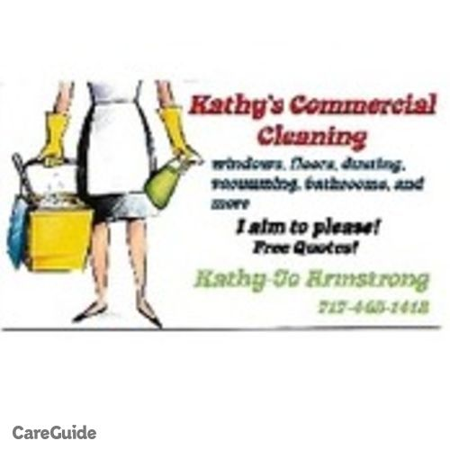 Housekeeper Provider Kathy-Jo Armstrong's Profile Picture