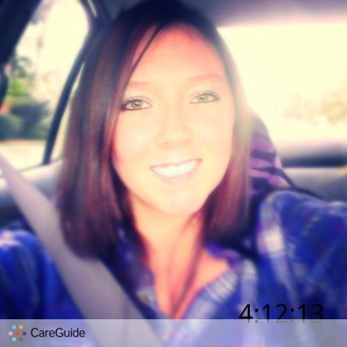 Child Care Provider Amelia Stanford's Profile Picture