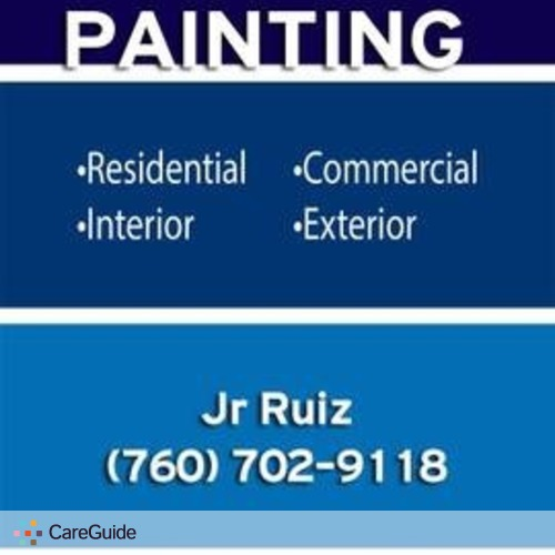 Painter Provider Jr R's Profile Picture