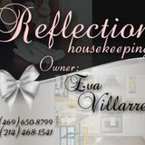 Reflection Housekeeping LLC provides Eco Friendly Cleanings to neighbors in The Colony and surrounding areas.
