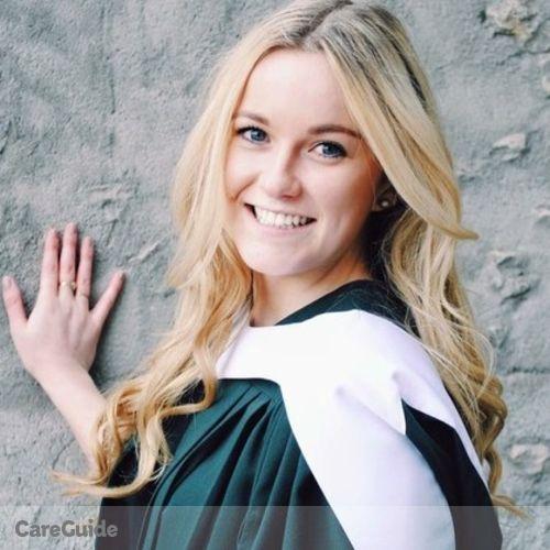 Canadian Nanny Provider Nicole Malcomson's Profile Picture