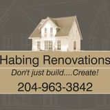 Habing Renovations, Don't just build....Create!