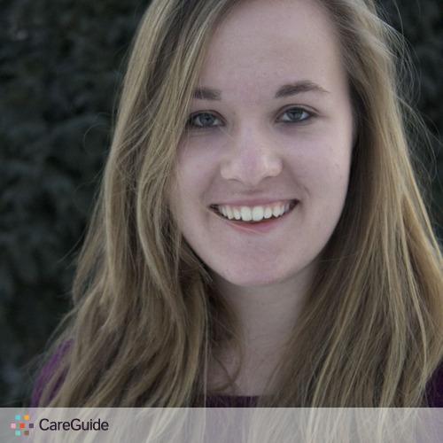Child Care Provider Michaela Frantz's Profile Picture