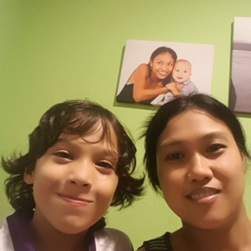 Canadian Nanny Provider Patcel Catembung C's Profile Picture