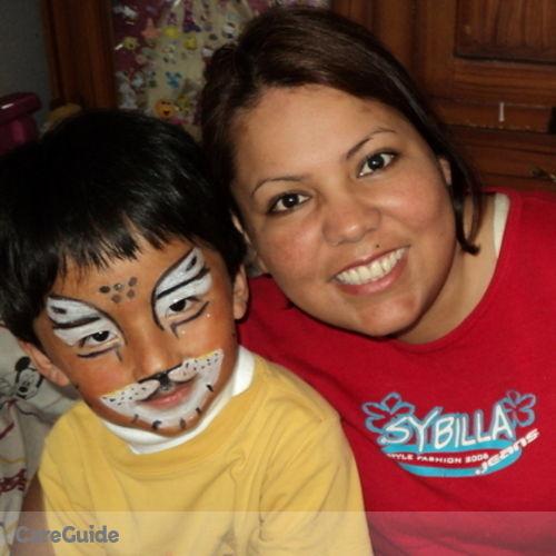 Canadian Nanny Provider Victoria Peralta's Profile Picture