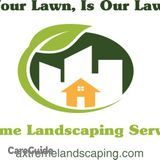 Xtreme Landscaping Services.