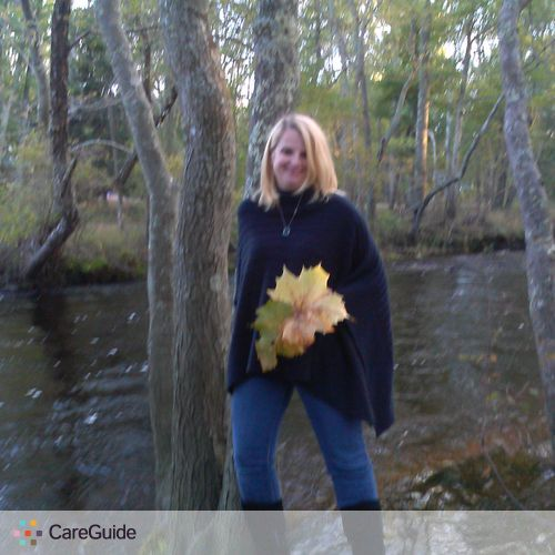 Child Care Job Erica Kellett's Profile Picture