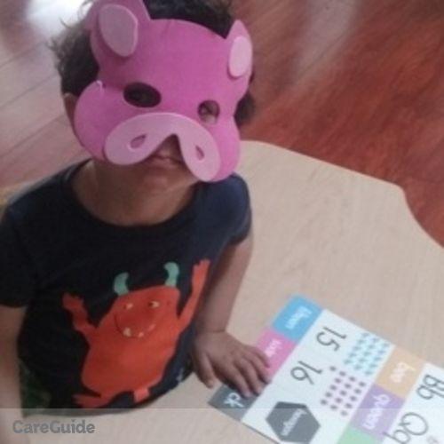 Child Care Provider Saher E's Profile Picture