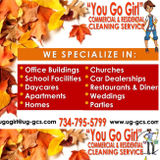 House Cleaning Company, House Sitter in Ypsilanti (Charter Township)