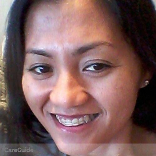 Canadian Nanny Provider Maria S's Profile Picture