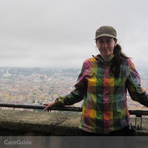 Canadian Nanny Provider Jennifer M's Profile Picture