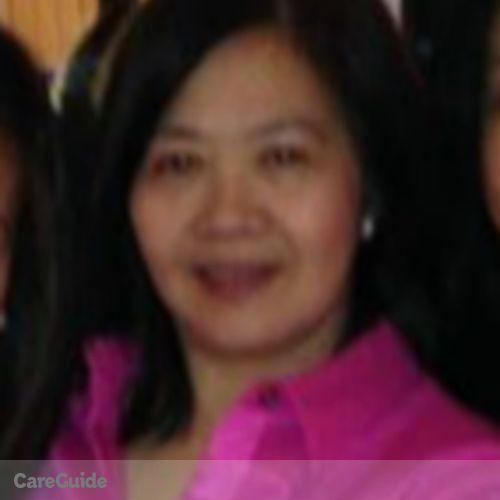Canadian Nanny Provider susan L. Gumiran's Profile Picture