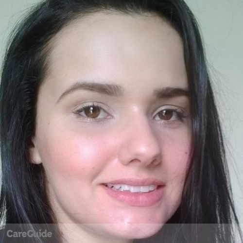 Canadian Nanny Provider Tamirys Magalhães's Profile Picture