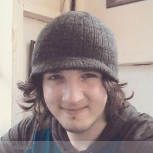Canadian Nanny Provider Aidan Skillings's Profile Picture