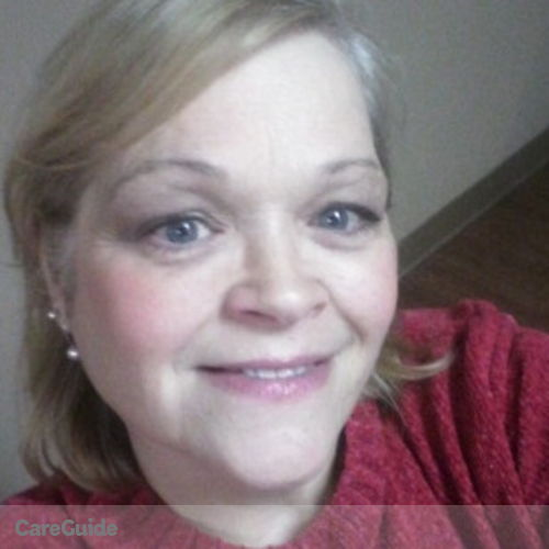 Canadian Nanny Provider Cindy D's Profile Picture