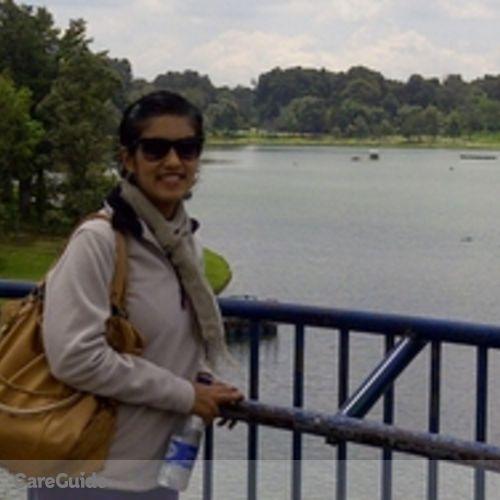 Canadian Nanny Provider Andrea Ramirez's Profile Picture