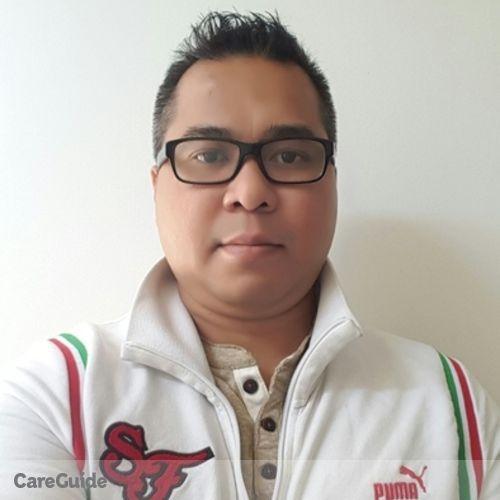 Canadian Nanny Provider Omega Sinurat's Profile Picture