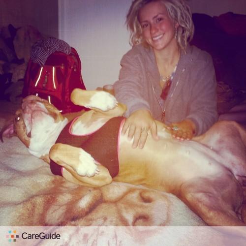Pet Care Provider Chloe P's Profile Picture