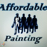 Painter in Detroit Lakes