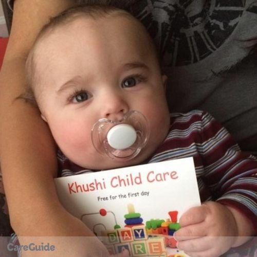 Child Care Provider Shazida Karmali's Profile Picture