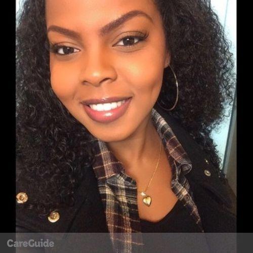 Canadian Nanny Provider Danya Azzara's Profile Picture