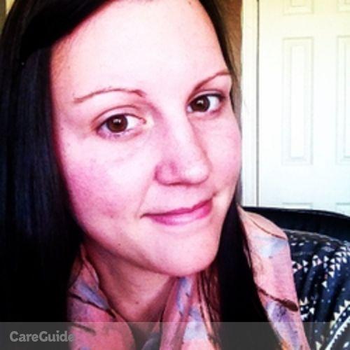 Canadian Nanny Provider Brianne 's Profile Picture