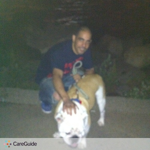 Pet Care Provider Angel Ramos's Profile Picture