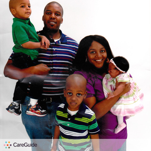 Child Care Provider Floyd H's Profile Picture