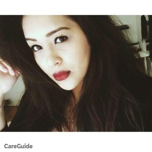 Canadian Nanny Provider Rebecca F's Profile Picture