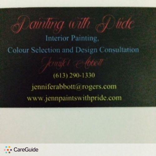 Painter Provider Jennifer Abbott's Profile Picture