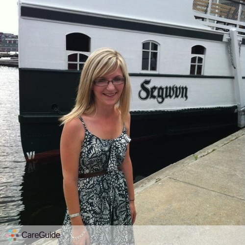 Child Care Provider Samantha Ridgley's Profile Picture