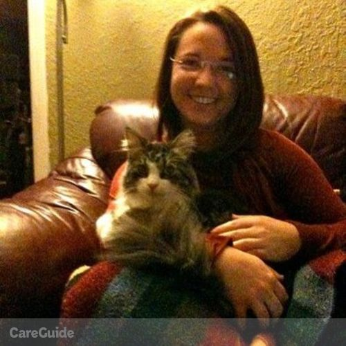 Pet Care Provider Sarah Snow's Profile Picture