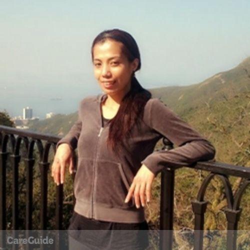 Canadian Nanny Provider Anna Christine's Profile Picture