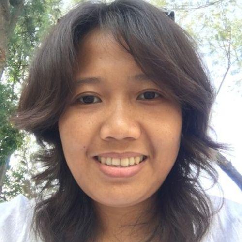 Canadian Nanny Provider Edlyn dela Pena's Profile Picture